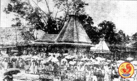 Kumbhabhisheka Mahotsavam at Kalady