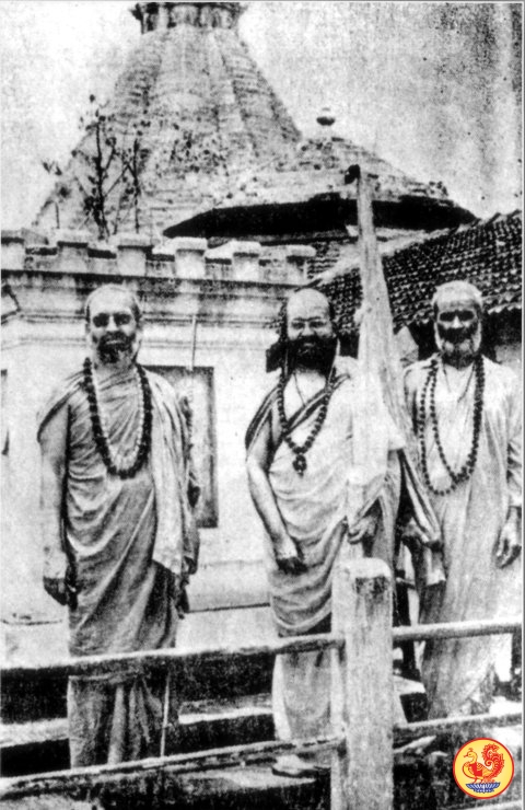 Jagadguru Shankaracharyas of Sringeri, Dwaraka, Puri and Badri