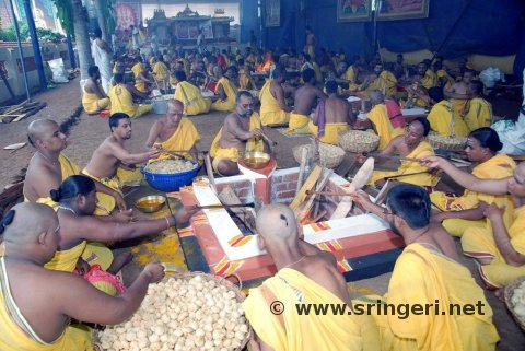 Centenary Celebrations at Kalady | Sringeri Sharada Peetham