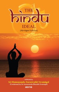 The Hindu Ideal_front page